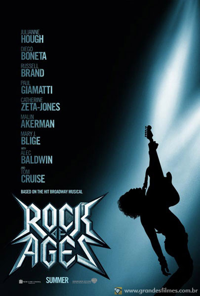 Poster de Rock of Ages