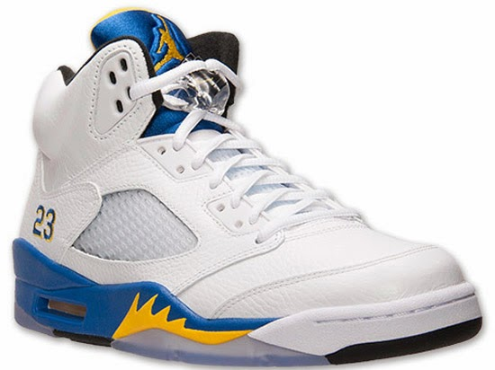 The highly anticipated \u0026quot;Laney\u0026quot; Air Jordan 5 Retro makes its return this weekend.