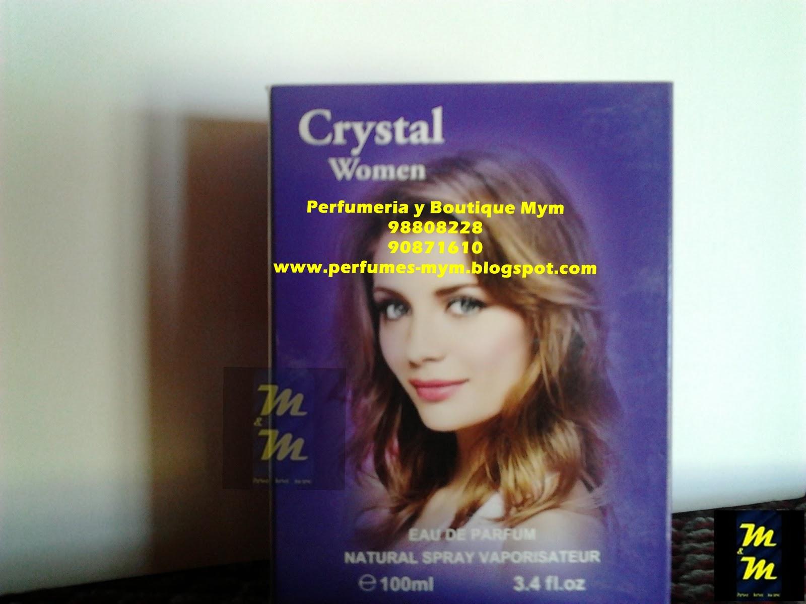 perfume crystal women