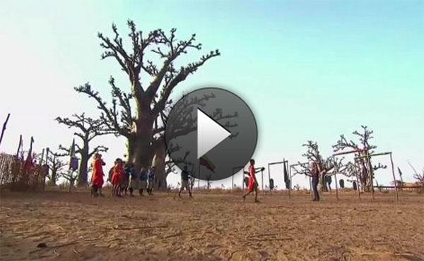 Desafío África 2013 Capítulo 4 reality Jueves 16 de Mayo 2013