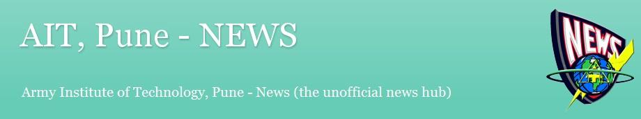 AIT, Pune -  NEWS
