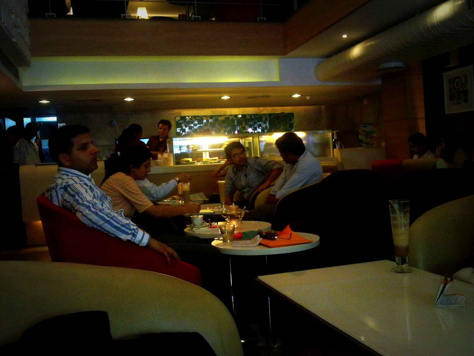 Cafe Coffee Day Lounge Saket