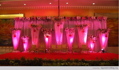 7 concept of wedding decorations- Inexpensive Decor with Diy