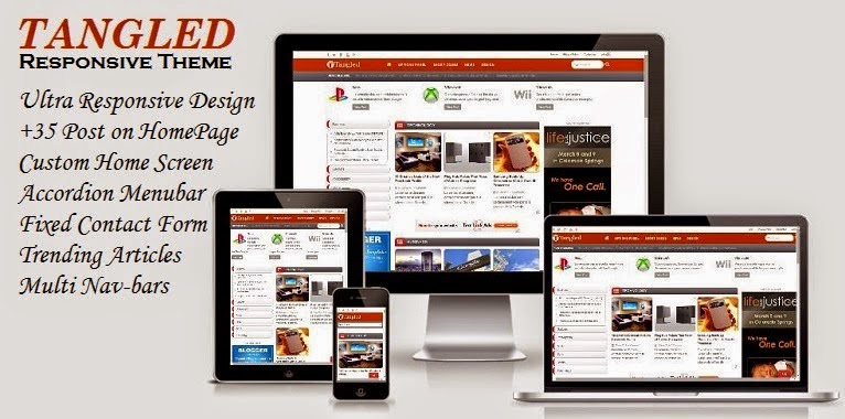 Share Template Blogspot Tin Tức đẹp Responsive chuẩn Seo