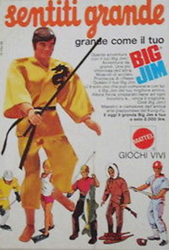 Elicottero Big Jim Anni 80 : Advintage big jim il vero fidanzato di barbie