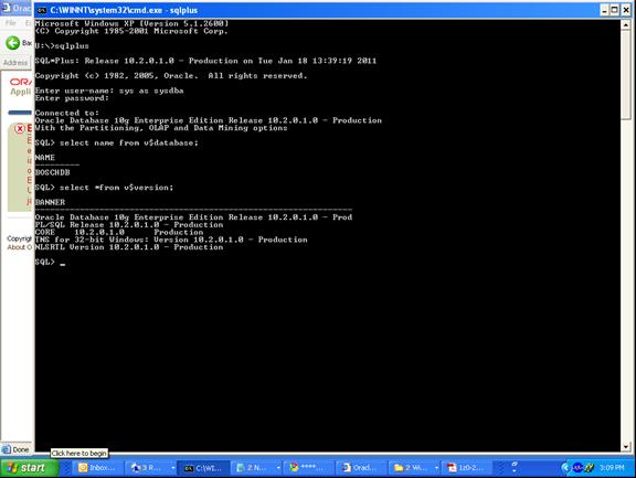 Oracle Client 10.2.0.4 Windows