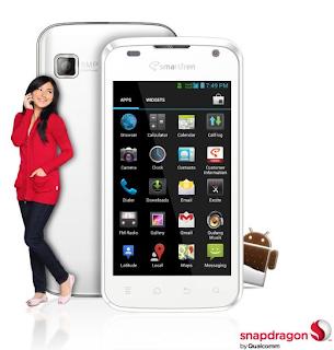 New Smartfren Andromax i,  Android Jelly Bean Murah