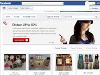 Meningkatkan ekonomi bangsa dengan Mewujudkan 1.000.000 Netpreneur baru, gratis facebook store di lakuBGT.com