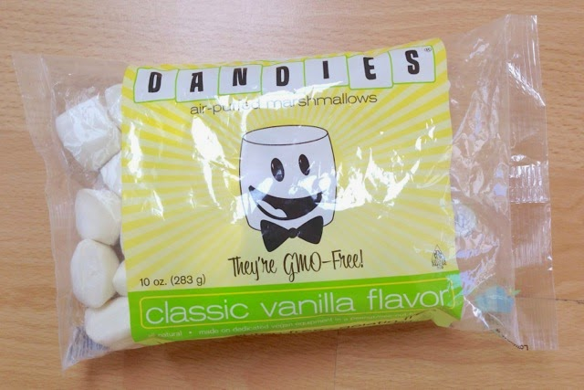 Chicago Vegan Foods - Dandies Marshmallows