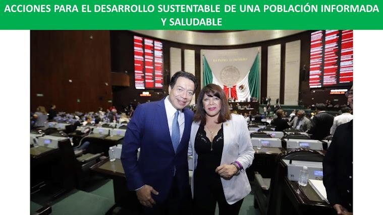 ACCIONES PARA EL DESARROLLO SUSTENTABLE