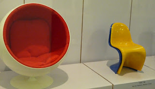 Miniatuur Design Meubels : All about dollhouses and miniatures design miniatuur stoelen