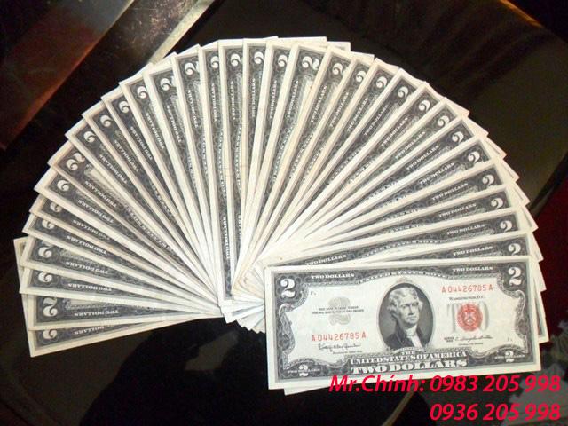đổi tiền 2 đô 1963, 1953