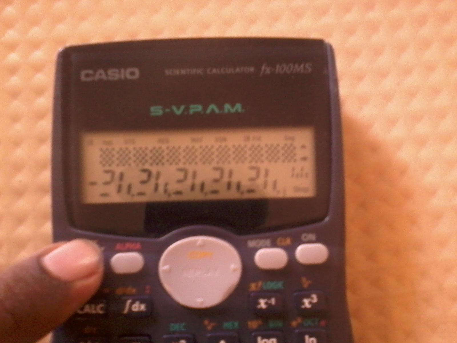 Useful Info How To Find Scientific Calculator Is Original Or Casio