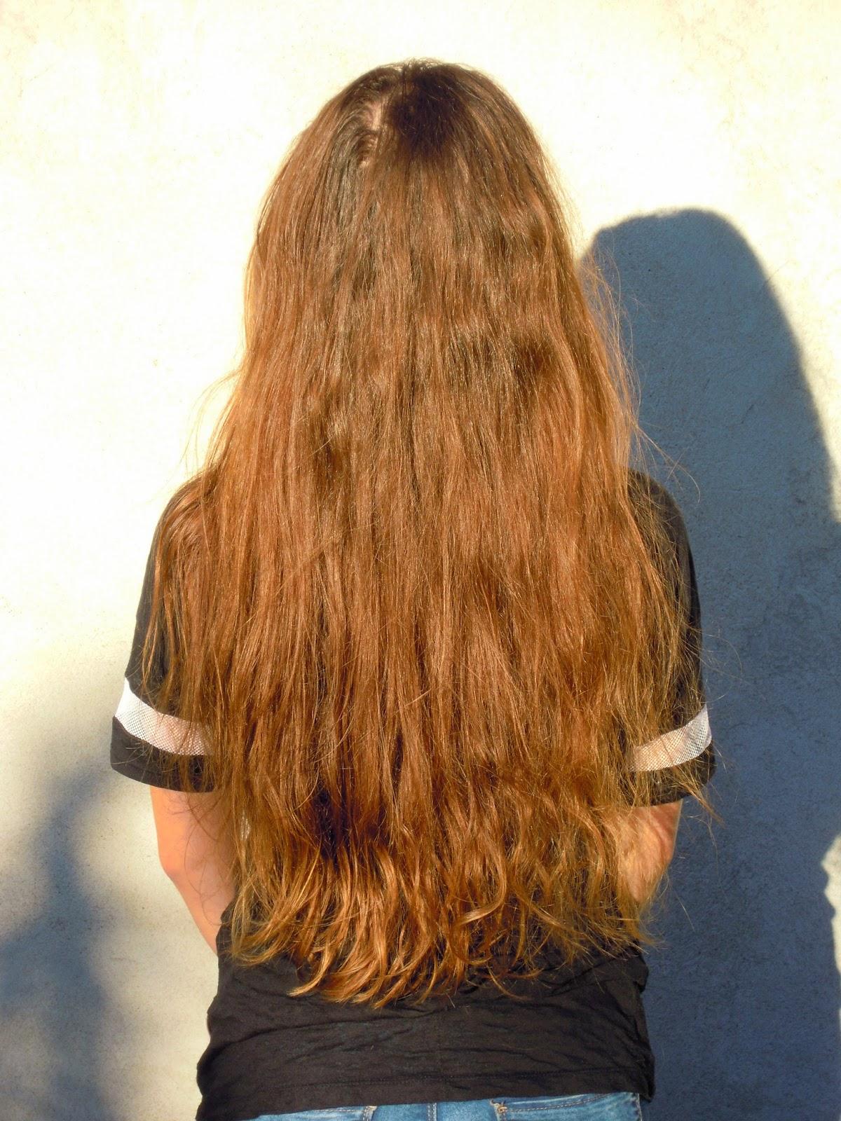 Aktualizacja włosów Czerwiec  2014
