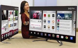 Lg Google Tv Hadir Dengan Desain Gres Dan Ukuran Lebih Besar