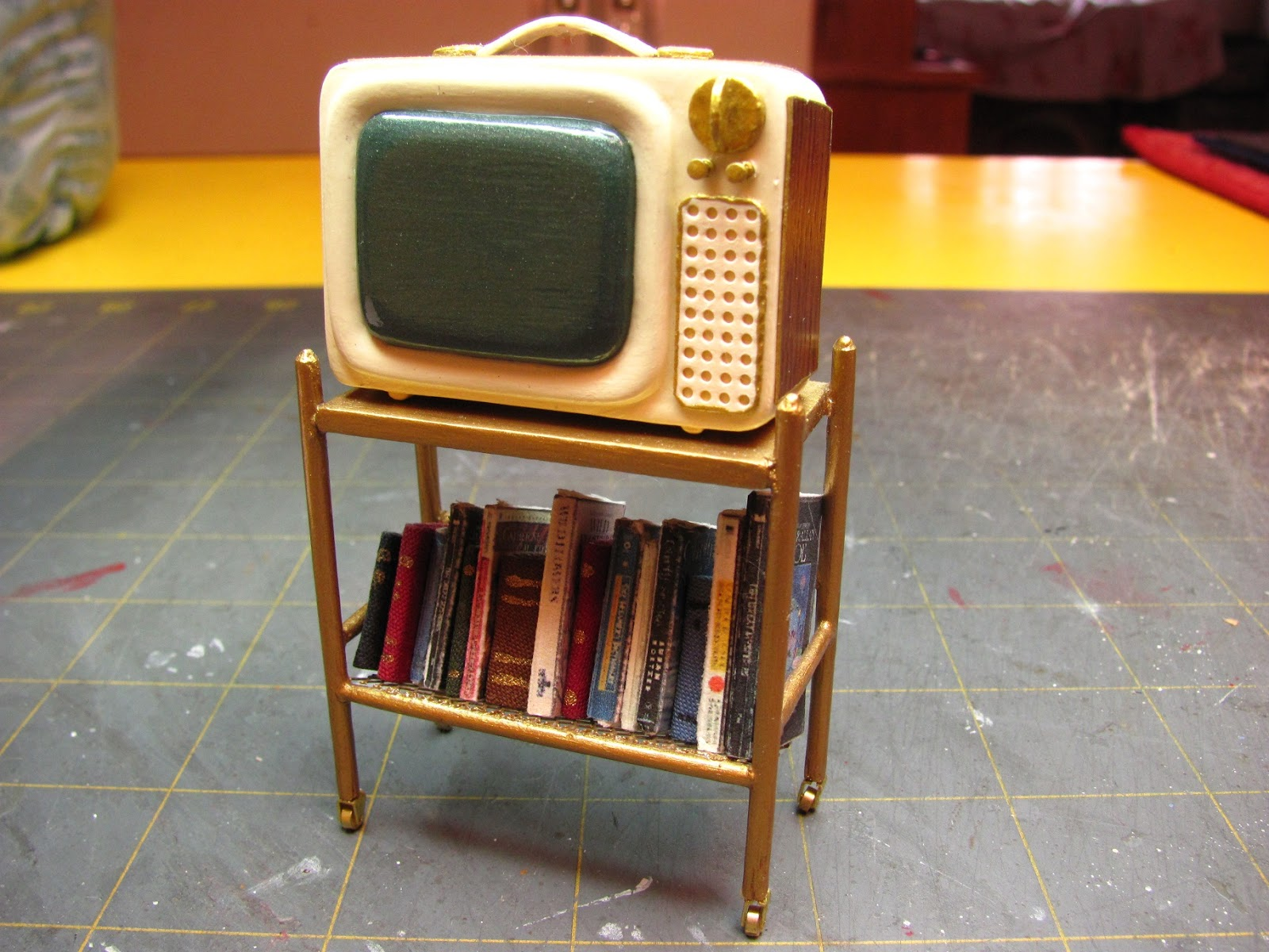 Dollhouse Miniature Furniture Tutorials