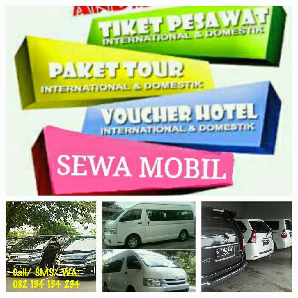 PAKET TOUR & TICKETING >> BB: 7D322023