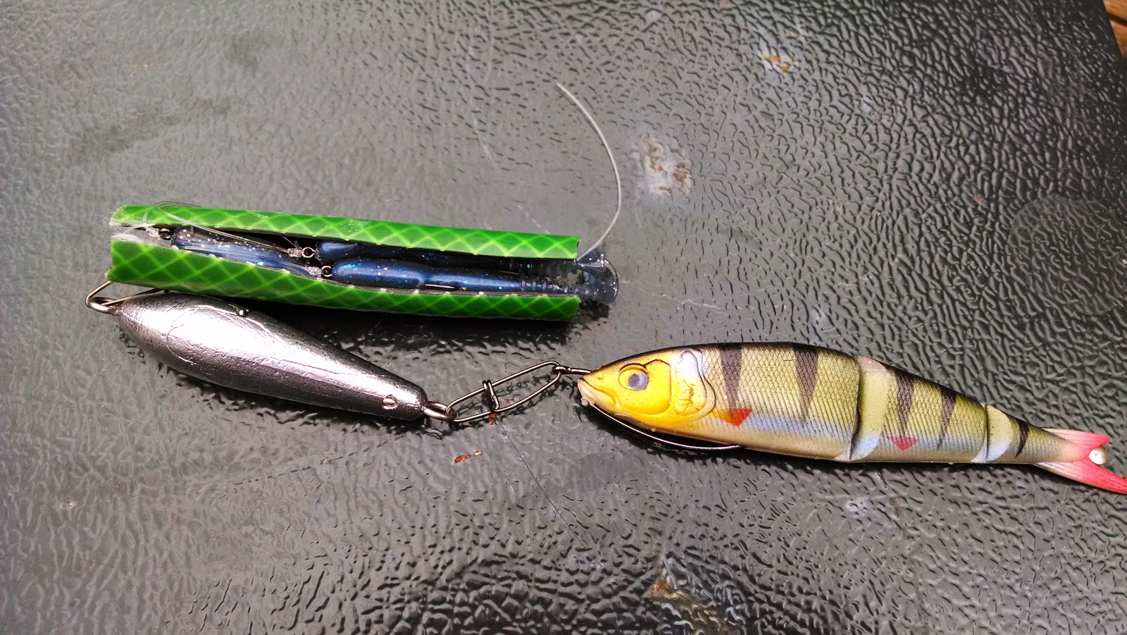 how to make weedless hooks
