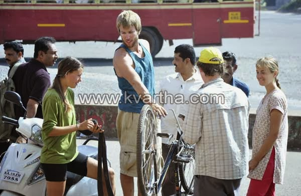 Canada, Kasaragod, Kerala, Entertainment, Tourist, Cycle, Cycling, Malayalam News