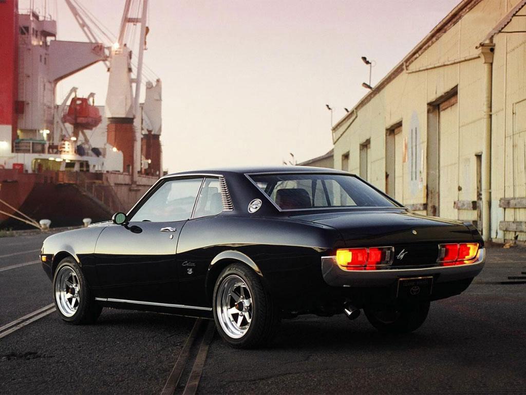 1972 Toyota Celica ST   Auto Restorationice