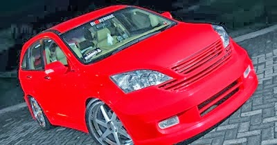 Modification Honda CR-V with Style Simple and Elegant Style