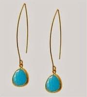 Etsy Blog Shirleybird Jewellery Earrings Giveaway.