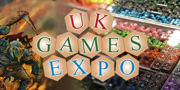 uk games expo card & board games