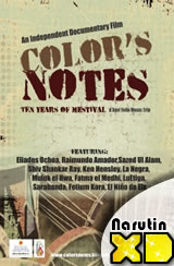 Color notes (2010) online