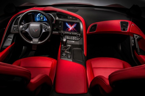 2014 Chevrolet Corvette Stingray Coupe Review and Pictures Interior