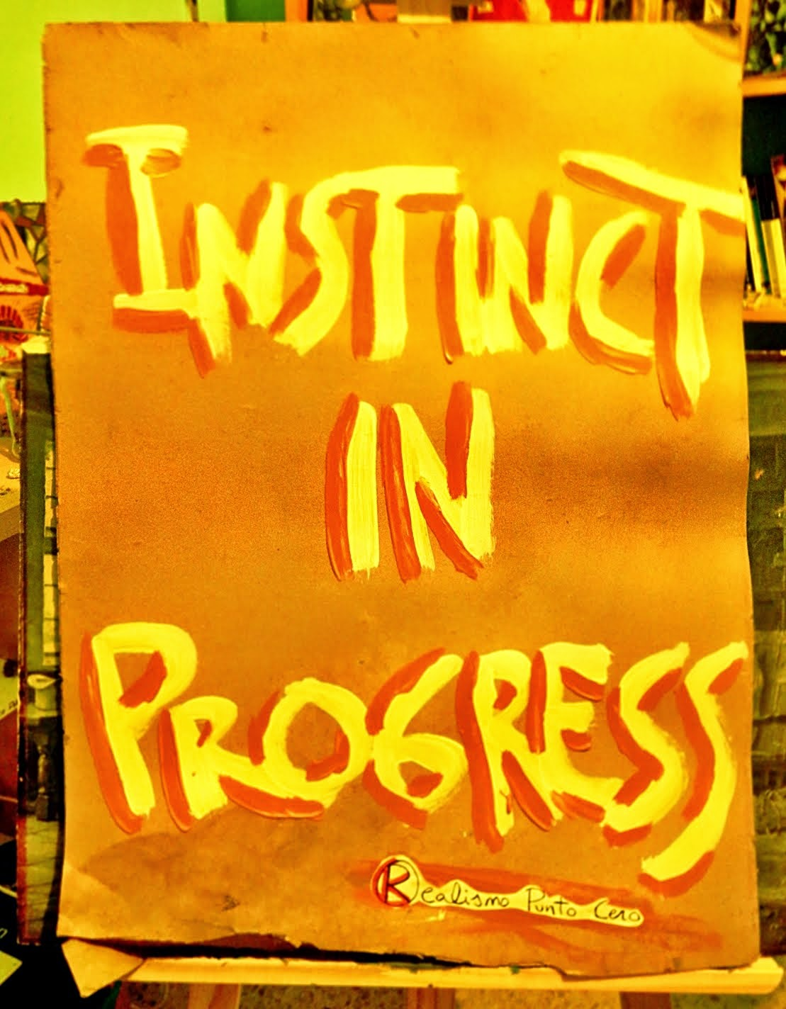 Instinct In Progress