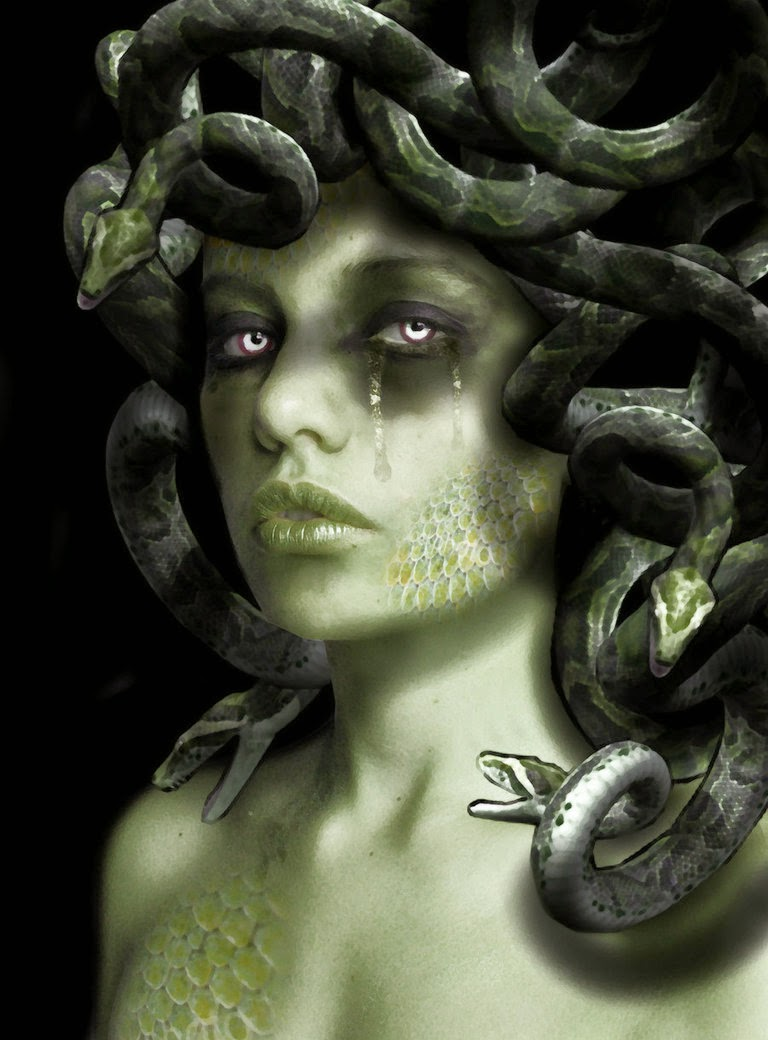 Euryale Greek Mythology Medusa