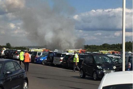 Membros da família bin Laden morrem na Inglaterra em acidente de avião