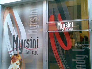MYRSINI HAIR CLUB