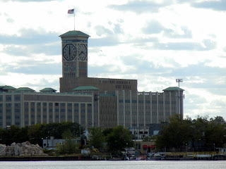 The Rockwell Automation clock Milwaukee, Wisconsin