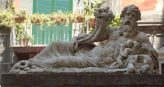 Statua del dio Nilo