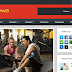 Fitness Mag - 3 Columns Blog Template