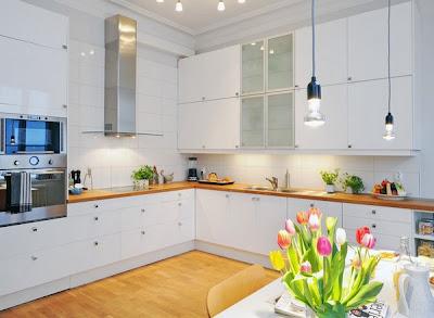 dapur cantik25 30 Ide Desain Dapur yang Cantik dan Menarik