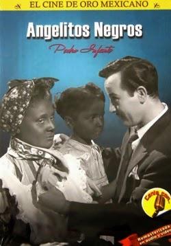 Angelitos Negros en DVD