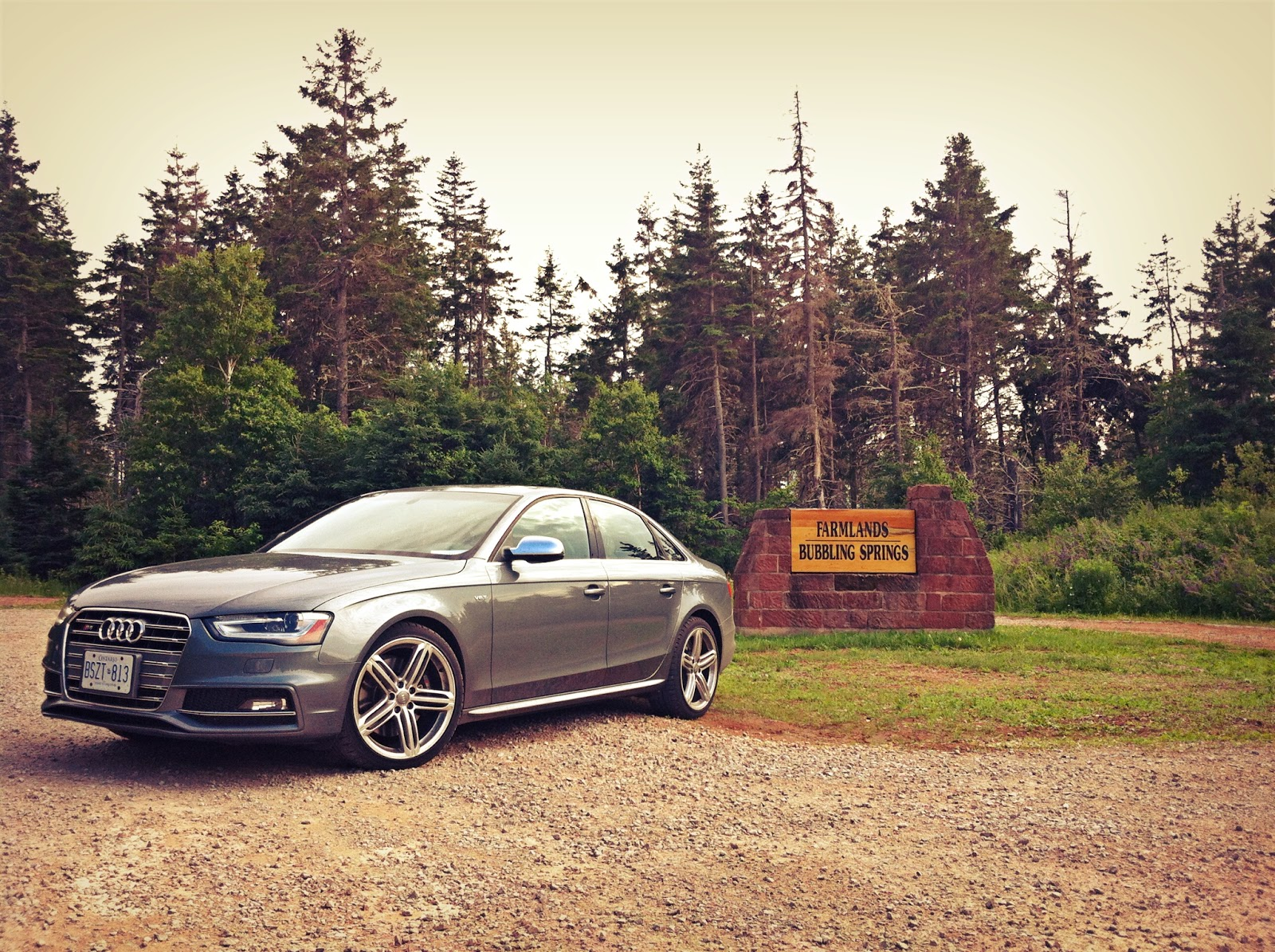 2014 Audi S4 Brackley Trails
