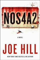 Cover of NOS4A2 by Joe Hill