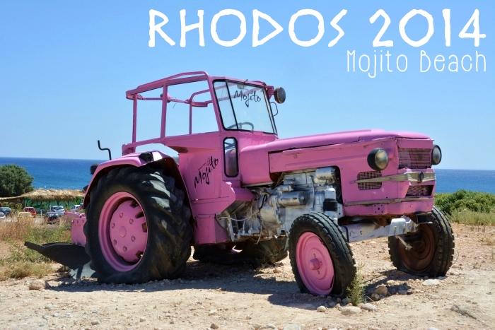 Mojito Beach Bar Rhodos Rhodes Rodos