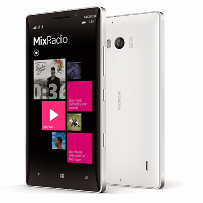 Nokia Lumia 930 Design Review