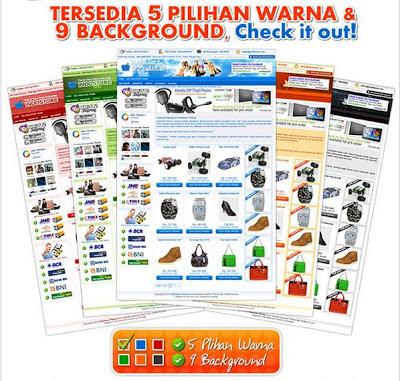 Theme Wordpress Untuk Toko Online