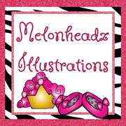 Melonheadz Illustrations