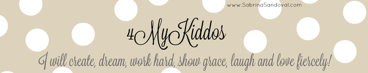 4MyKiddos