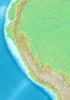 La Orografía Peruana