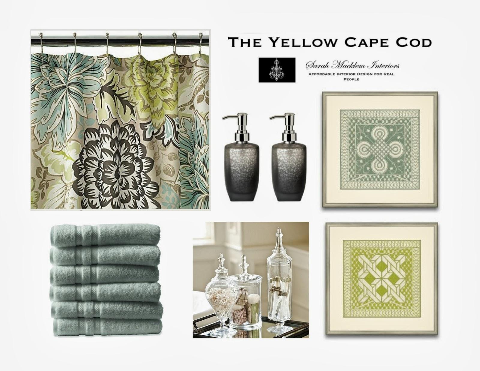 Unique Cape Cod Bathroom Design Pattern - Bathroom Design Ideas ...