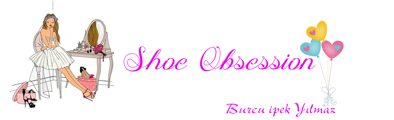 ♥ Shoe Obsession ♥