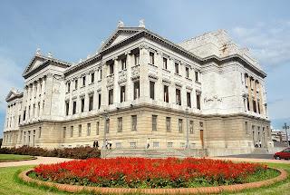 palacio legislativo montevideo uruguay