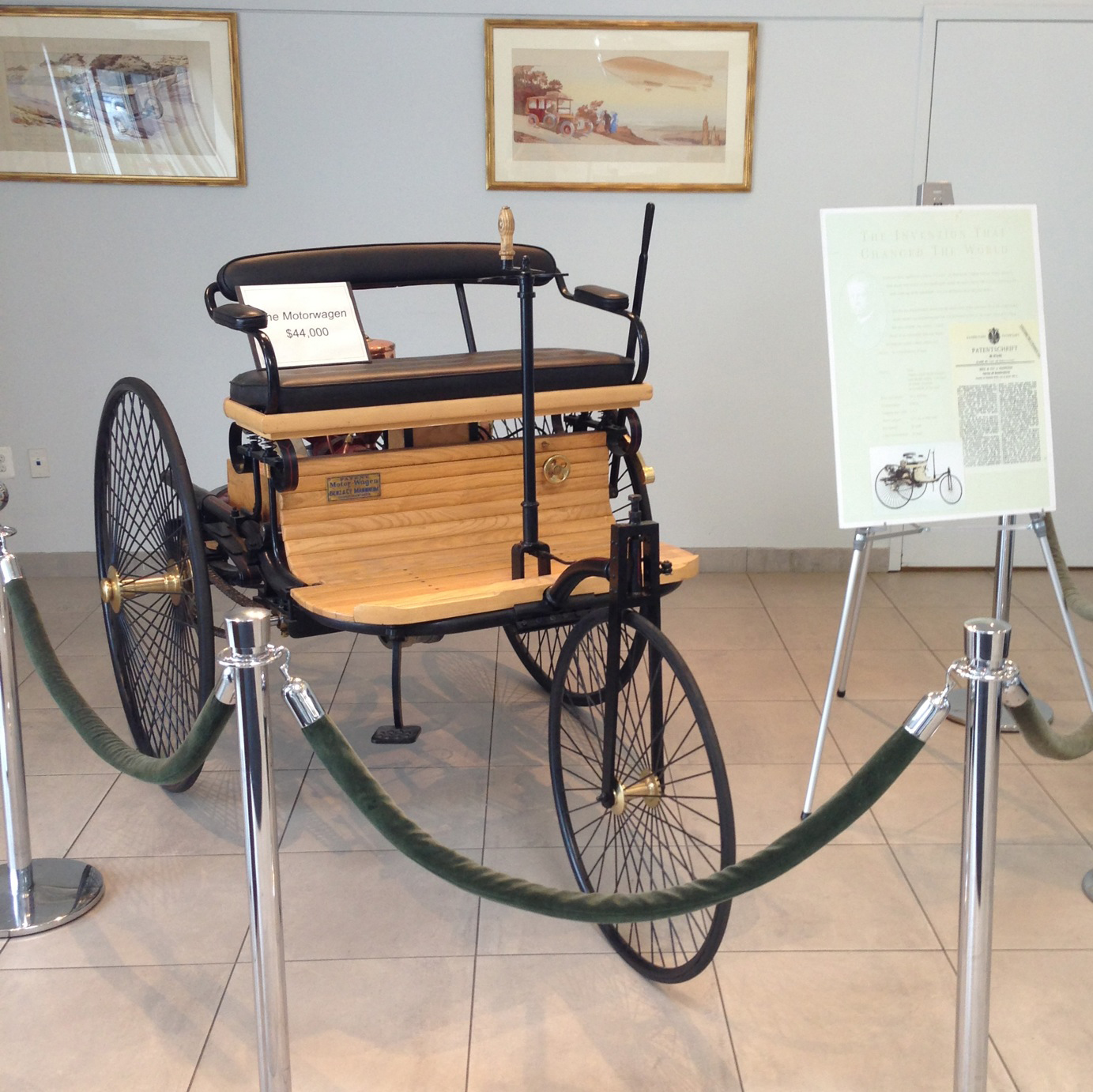 the car invention The fascinating history of who invented the first ever car there is a lot of ambiguity on who invented the first car some claim that it was flemish missionary ferdinand verbiest who made a toy car for a chinese emperor, while others credit karl benz for making the first automobile.
